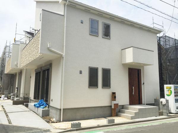 【写真2】狭山市富士見 [全6棟]