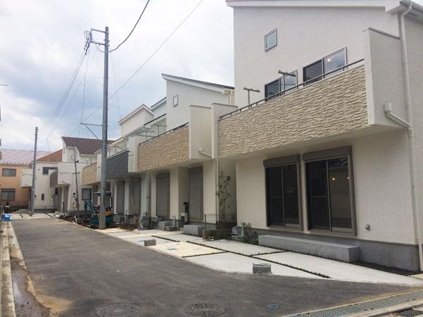 狭山市富士見 [全6棟]