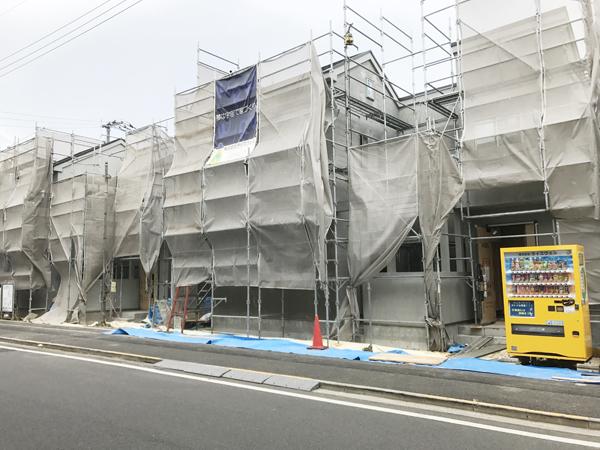 【写真1】小金井市緑町Ⅲ期【全5棟】
