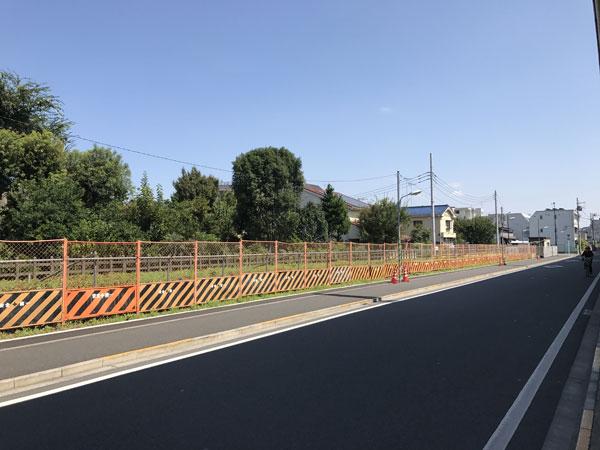 小金井市緑町Ⅲ期【全5棟】