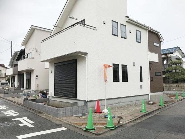 昭島市緑町Ⅱ期【全11棟】