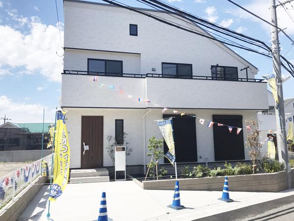 【写真1】東村山市秋津町Ⅱ期【全6棟】