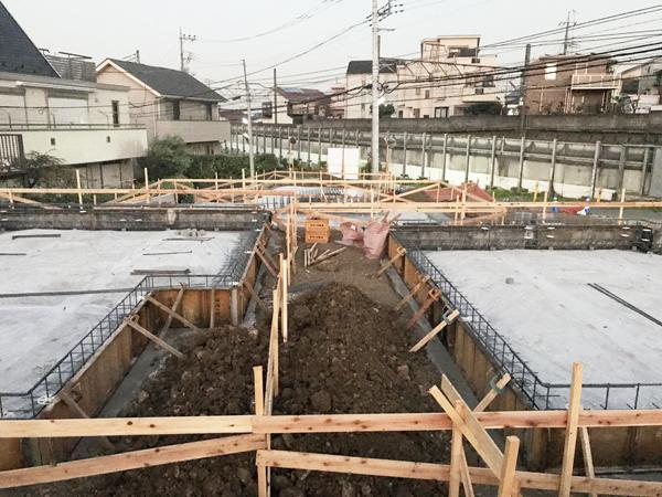 【写真2】東村山市秋津町Ⅱ期【全6棟】