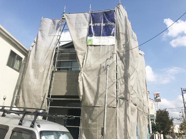 【写真2】立川市富士見町【全1棟】