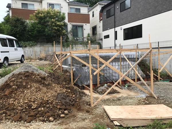 【写真1】川崎市麻生区東百合丘Ⅰ期【全3棟】