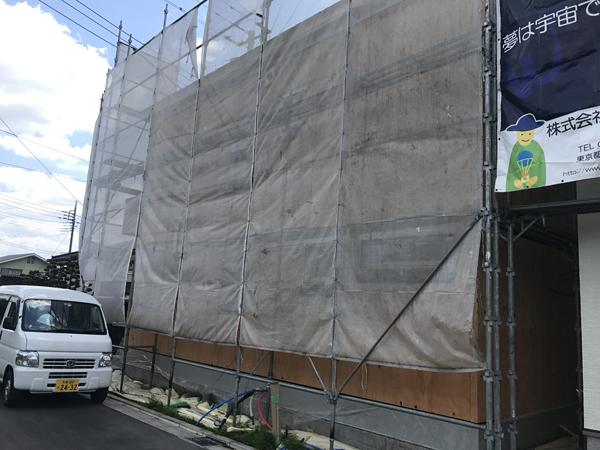 所沢市上安松Ⅰ期 1号棟[5]