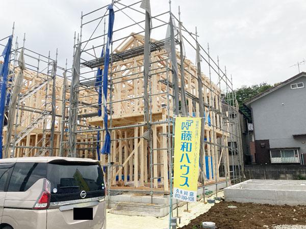 【写真1】戸建・土地 東村山市恩多町Ⅴ期【全16棟+26区画】