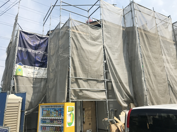 【写真1】小平市栄町Ⅱ期【全2棟】