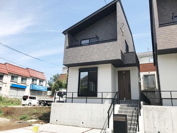川崎市麻生区東百合丘Ⅰ期【全3棟】
